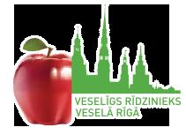 Veselīgs rīdzinieks veselā Rīgā