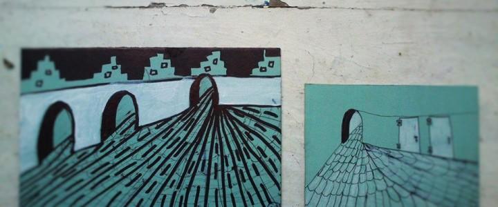 """25.septembrī notiks mākslas projekta """"Sava istaba"""" izstāde """"Adhēzija"""""""