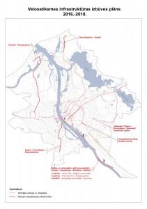 Velo infrastrukturas izbuves plans