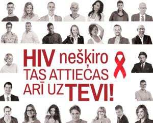 HIV neskiro_SPKC akcija