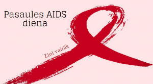 Pasaules AIDS diena_2015