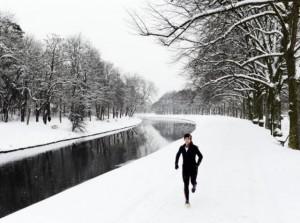 Skriesana ziema
